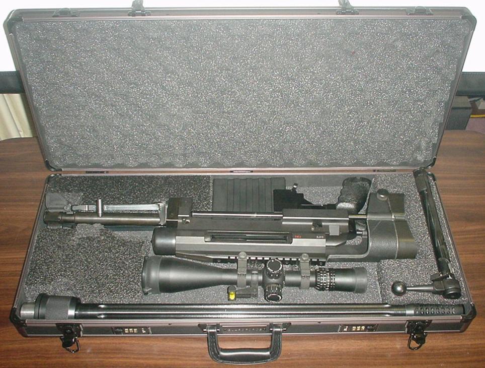 Edm Arms M96 50 Cal Bmg Custom Cal Rifles 50 308 Gun