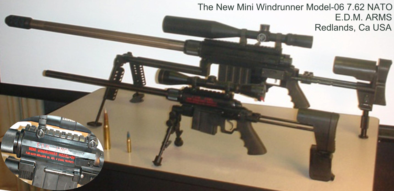 EDM Arms - M06 7.62 Cal NATO - Custom Cal Rifles 50 .308 ...  EDM Arms - M06 ...